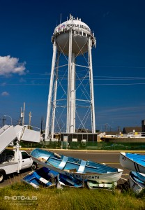 Seaside Heights Water Tower